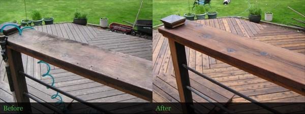 Deck Restoration - Lane County, OR