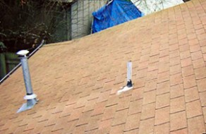 Composite Roof Treatment